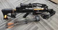 Mission SUB-1 LITE Crossbow Package 335FPS