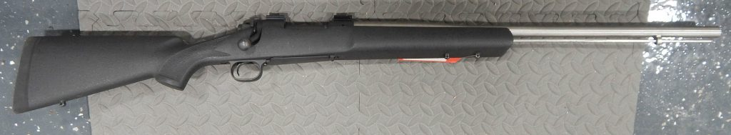 Winchester Model 70 .22-250 w/6.5CM Smokeless Muzzle Loader Barrel
