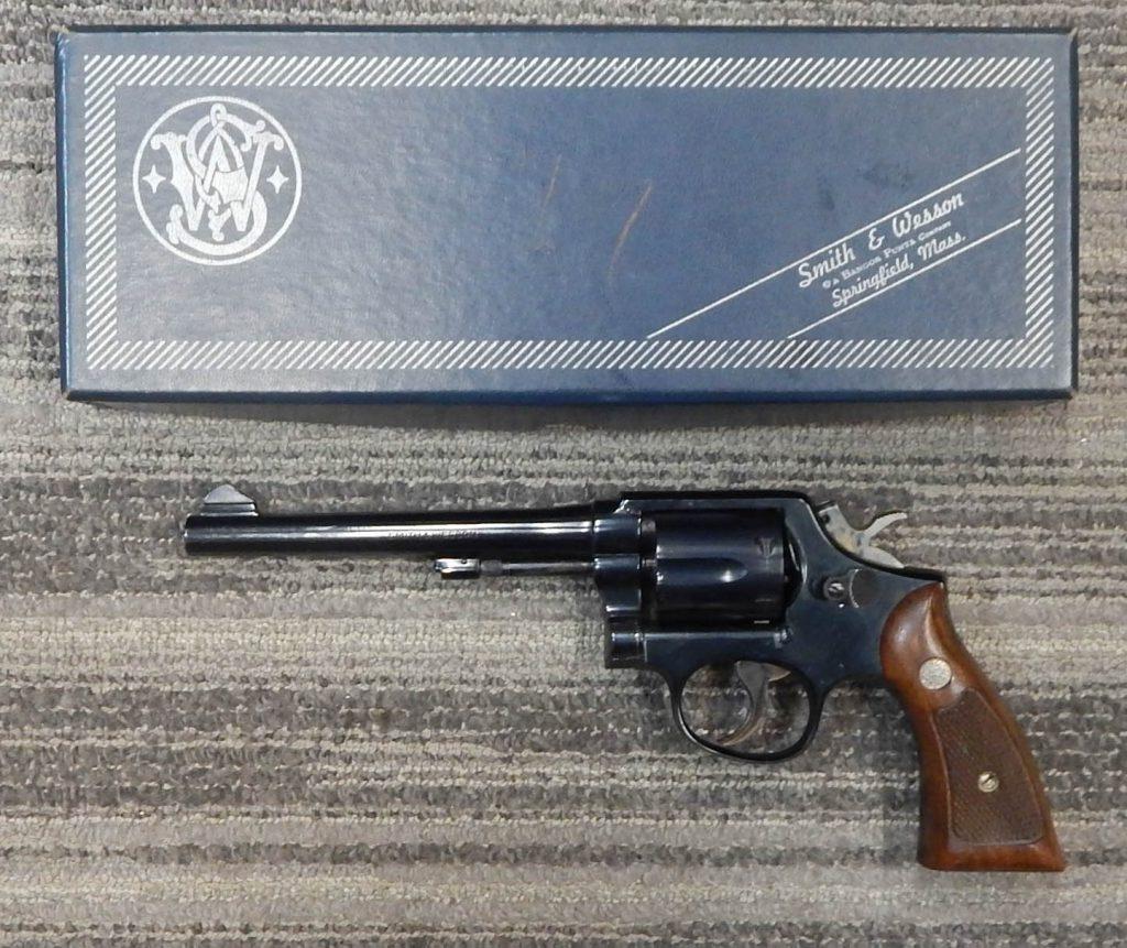 Smith & Wesson 10-5 6 .38SPL