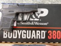 Smith & Wesson Body Guard .380acp 2.75in with no laser 109381
