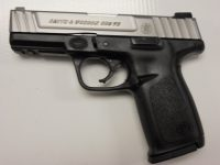Smith & Wesson SD9 4in 9mm two tone SD9VE