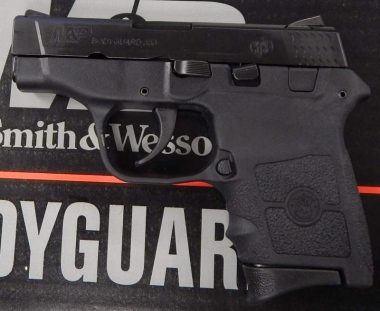 Smith & Wesson BG380 .380acp with no laser and no safety