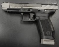 Canik TP9SFX 5 9MM OPTIC READY TUNGSTEN