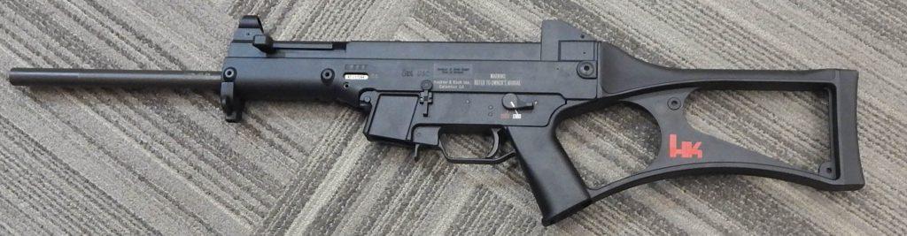 HK USC 16 .45ACP