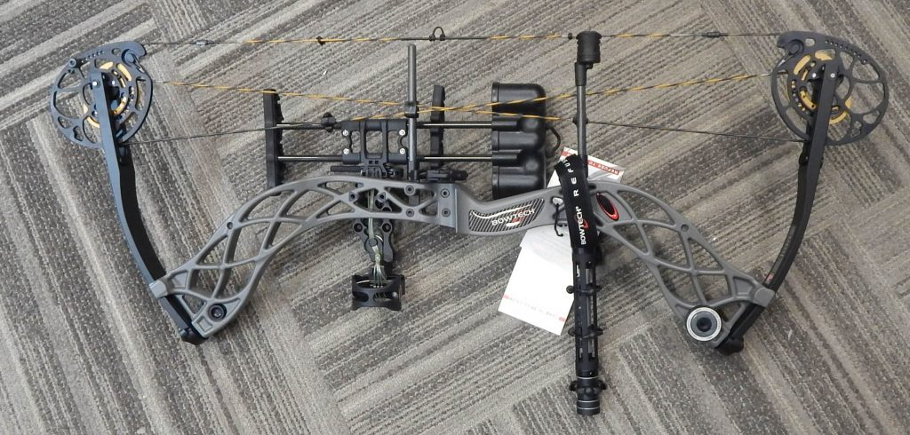 Bowtech Carbon Icon G2 Grey