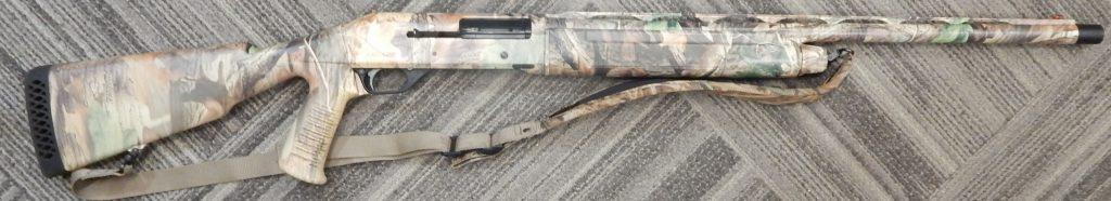 Stoeger P2000 pistol grip 12 gauge turkey gun