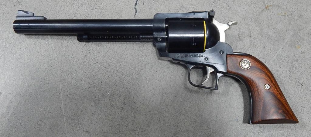 Ruger Super Blackhawk 7.5 .44MAG