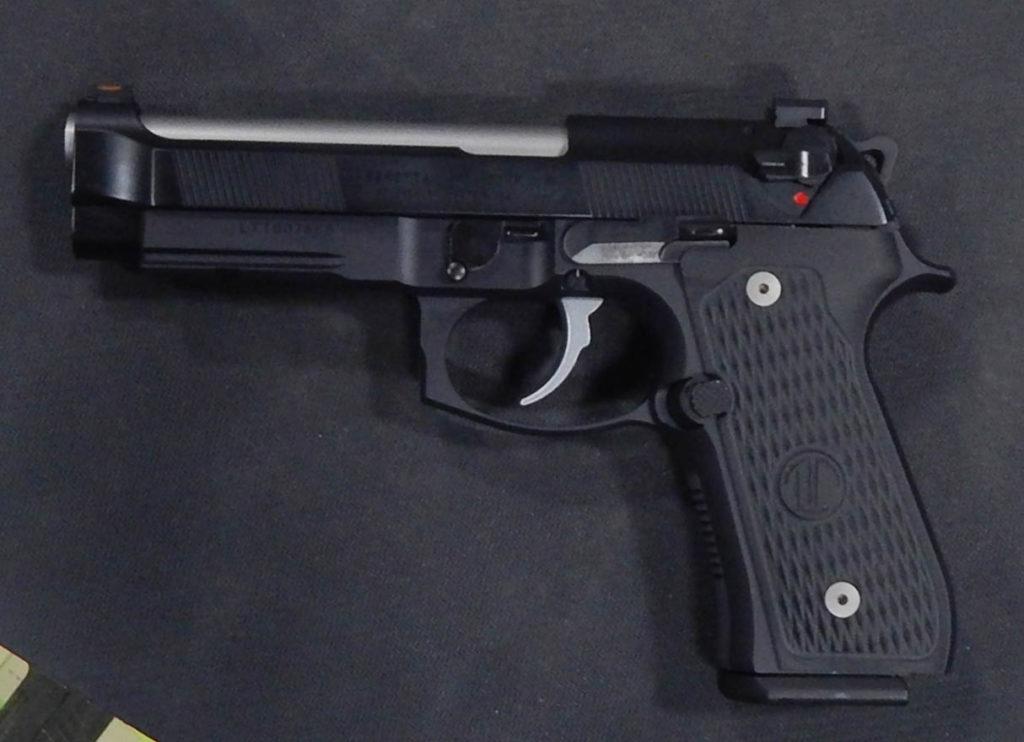 Beretta 92 4.7 9MM Langdon Tactical