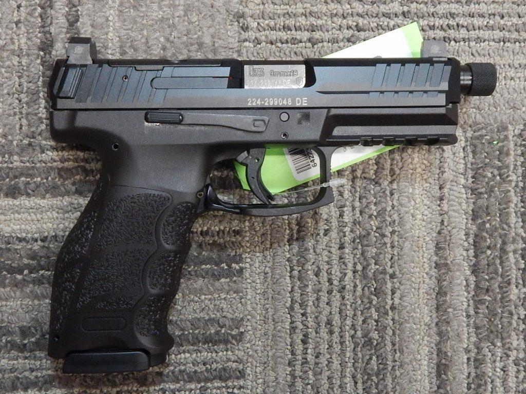 Heckler & Koch VP9 Tactical Optic Ready 4.1 9MM